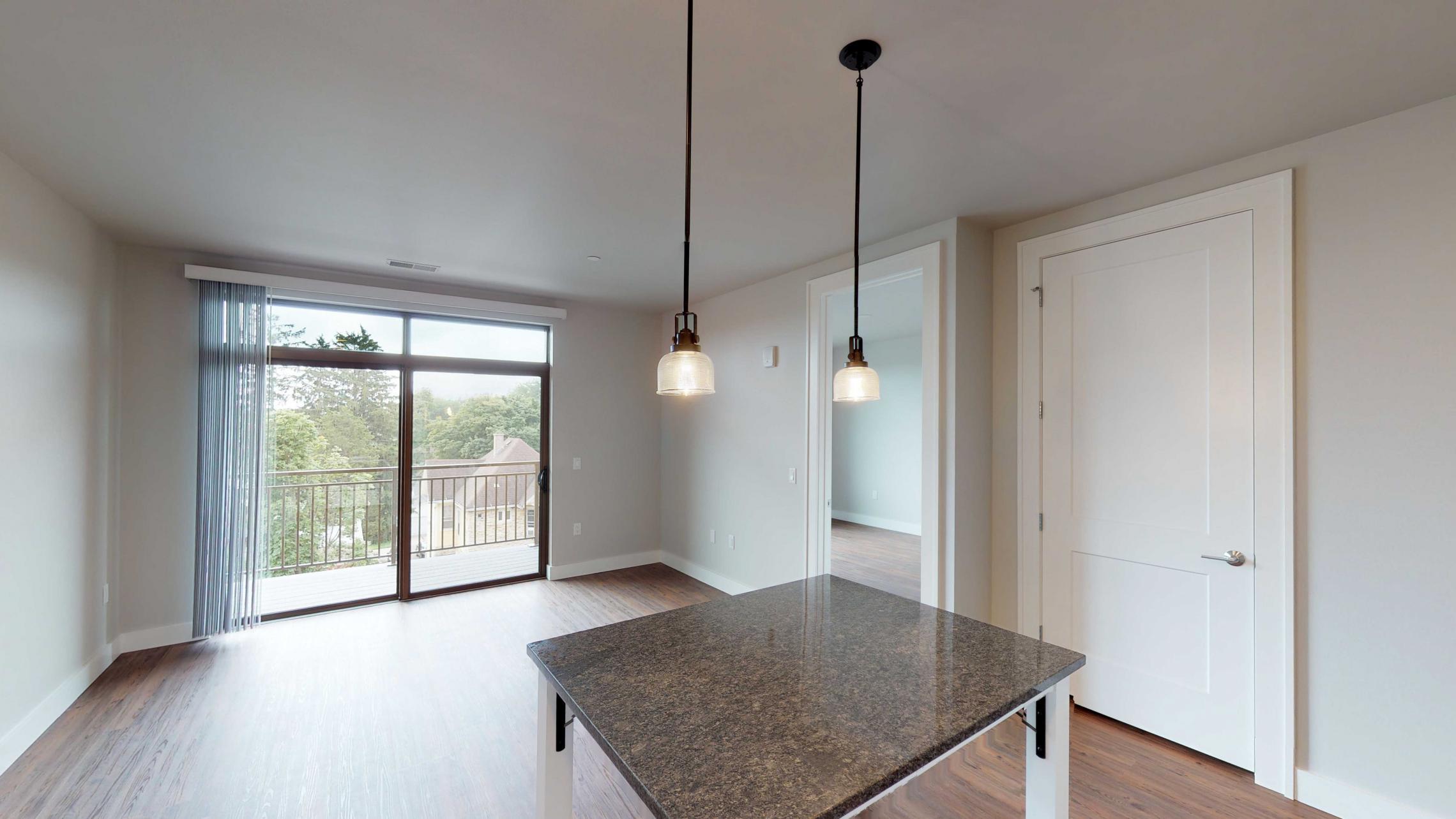 1722-Monroe-Apartment-One Bedroom-Modern-Luxury-Kitchen-Design-Living-Balcony.jpg