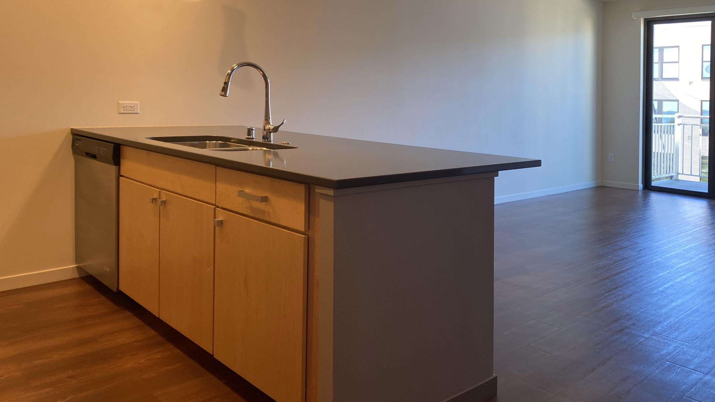 Nine-Line-at-The-Yards-Apartment-424-Two-Bedroom-Lake-View-Natural-Light-Sunny-Modern-Upscale-Designe-Luxury-Luxurious-Balcony-Views-Fitness-Lounge-Courtyard-Dogs-Cats-Bike-Trail-Downtown-Capitol