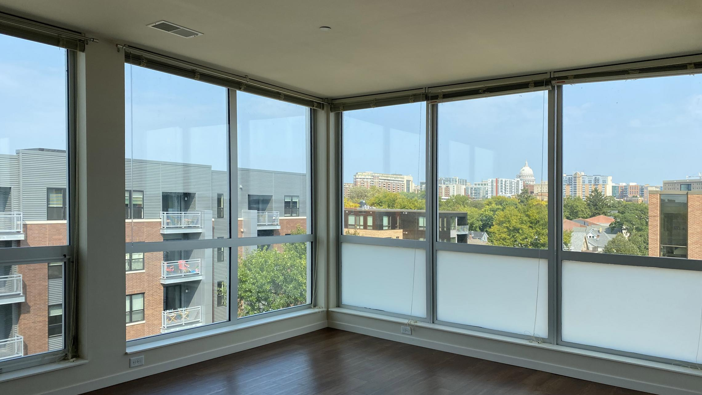 Nine-Line-at-The-Yards-Apartment-503-Two-Bedrom-Corner-Capitol-View-Balcony-Fitness-Kitchen-Living-Dining-Natural-Light-Modern-Upscale-Luxury-Maidson-Lake-Bike-Path-Dogs-Cats