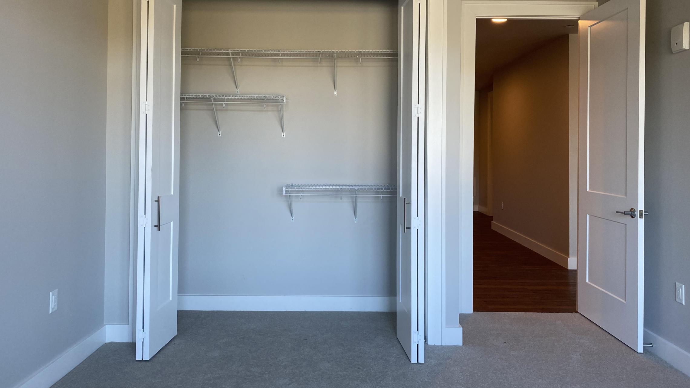 1722-Monroe-Apartment-220-Three Bedroom-Modern-Luxury-Corner-Balcony-Urban-Living-Bedroom-Closet