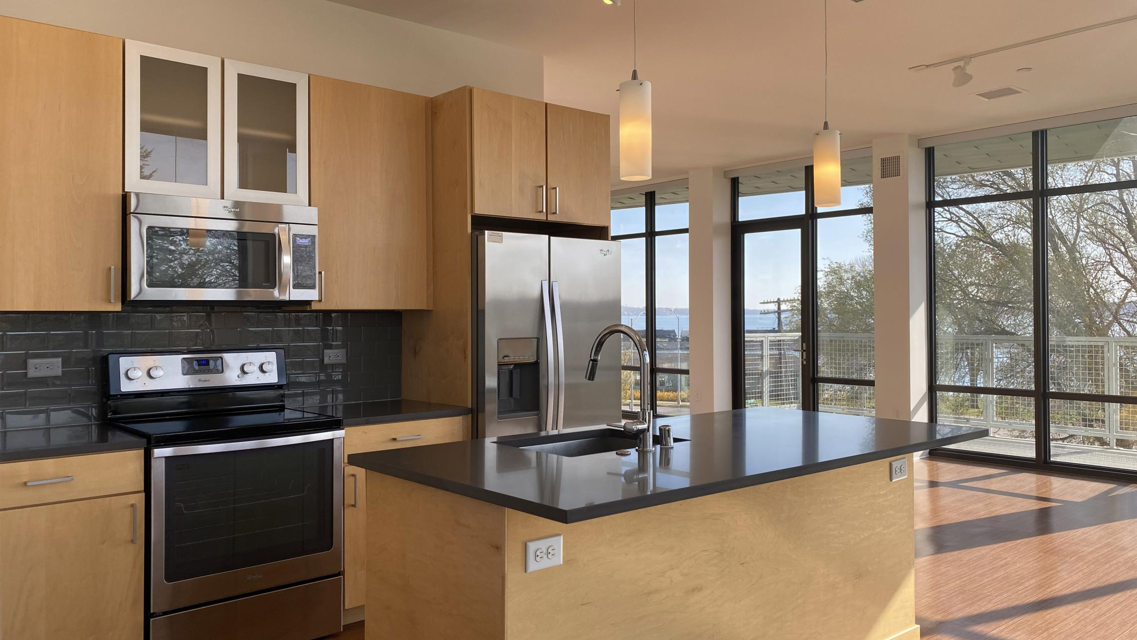 SEVEN27-The-Yards-Apartment-340-Two-Bedroom-Windows-Natural-Light-Stunning-Lake-View-Cats-Dogs-Balcony-Lounge-Modern-Upscale-Luxury-Kitchen-Bathroom-Design-Downtown-MadisonSEVEN27-The-Yards-Apartment-340-Two-Bedroom-Windows-Natural-Light-Stunning-Lake-Vie