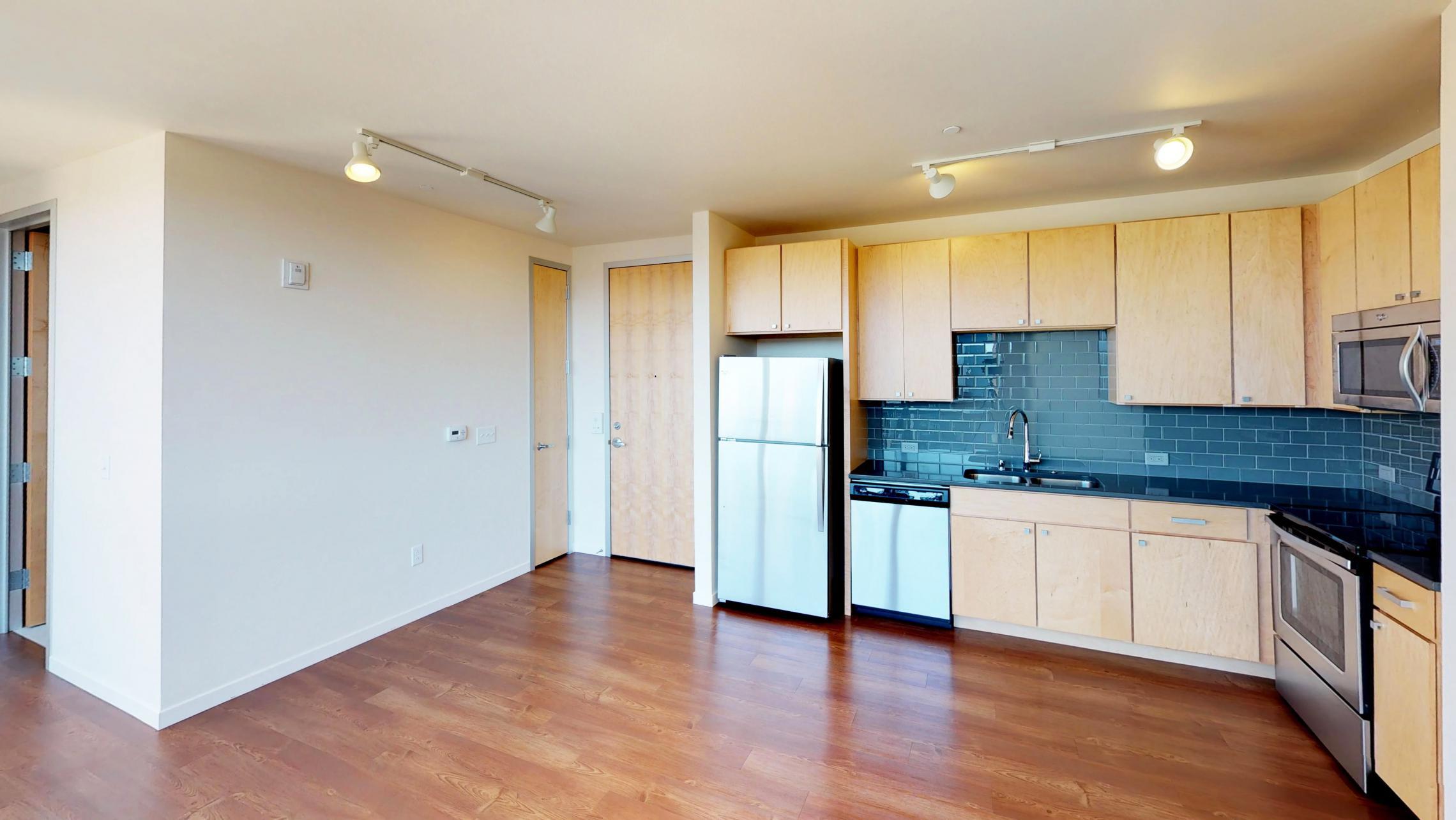 Nine-Line-Apartment-410-one bedroom-kitchen-modern.jpg