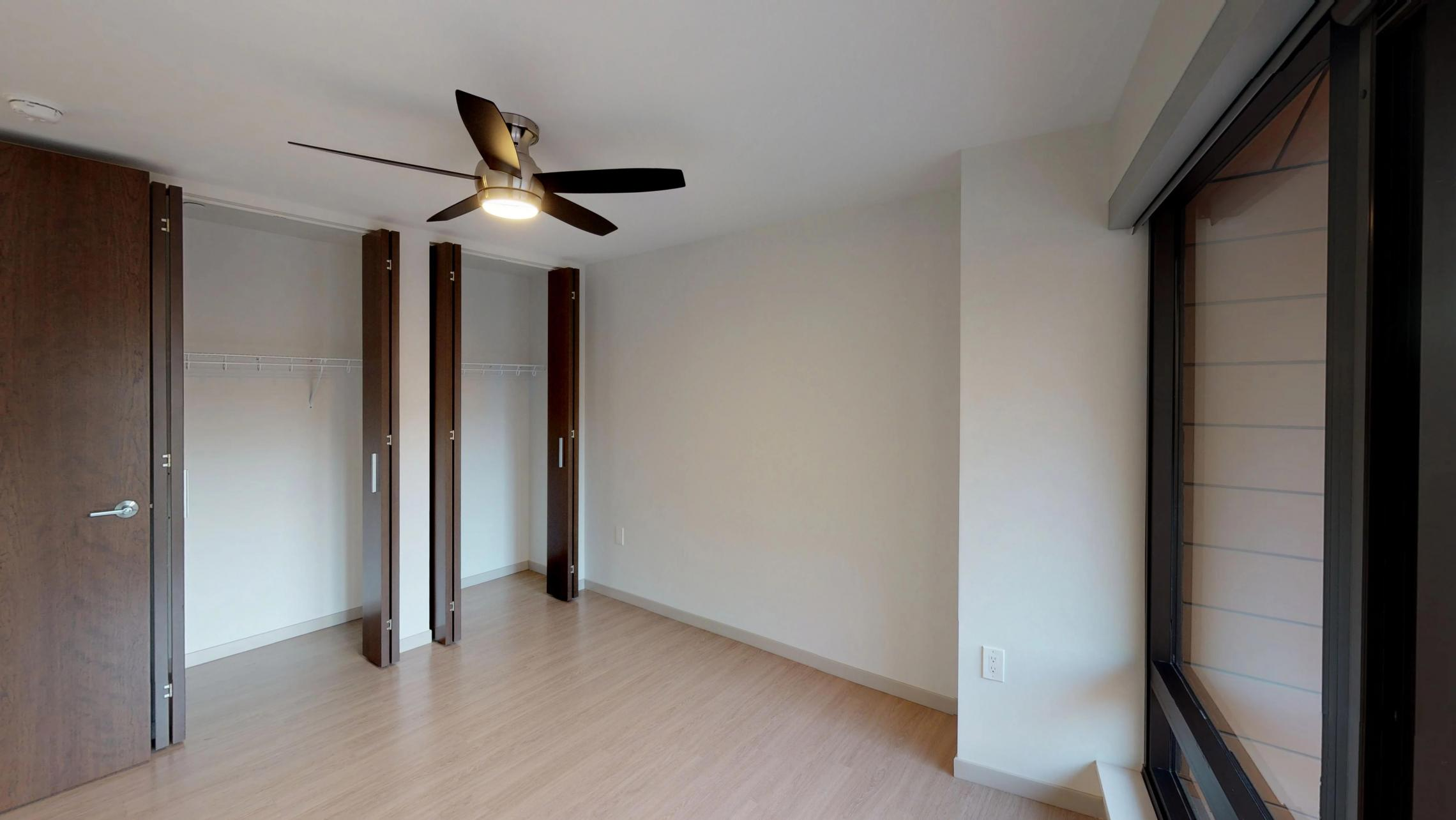 Pressman-Apartment-217-One-Bedroom-Luxury-Downtown-Upscale-Modern-Downtown-Madison-Capitol-Square-Bedroom