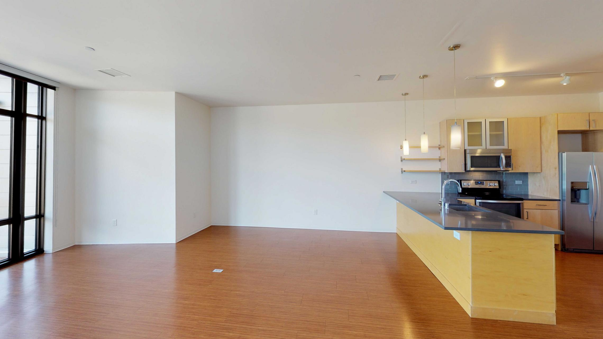 SEVEN27-Apartment-312-Modern-Upscale-Views-City-Downtown-Madison-Lake-Terrace-Kitchen-Living-Dining.jpg