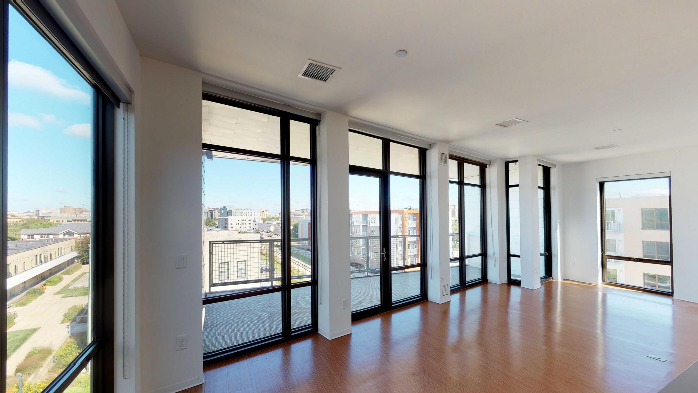 SEVEN27-Apartment-524-Two bedroom-Modern-Luxuy-Upscale-Capitol View-Lake View-Tp Floor-Balcony-Terrace-City View-living .jpg
