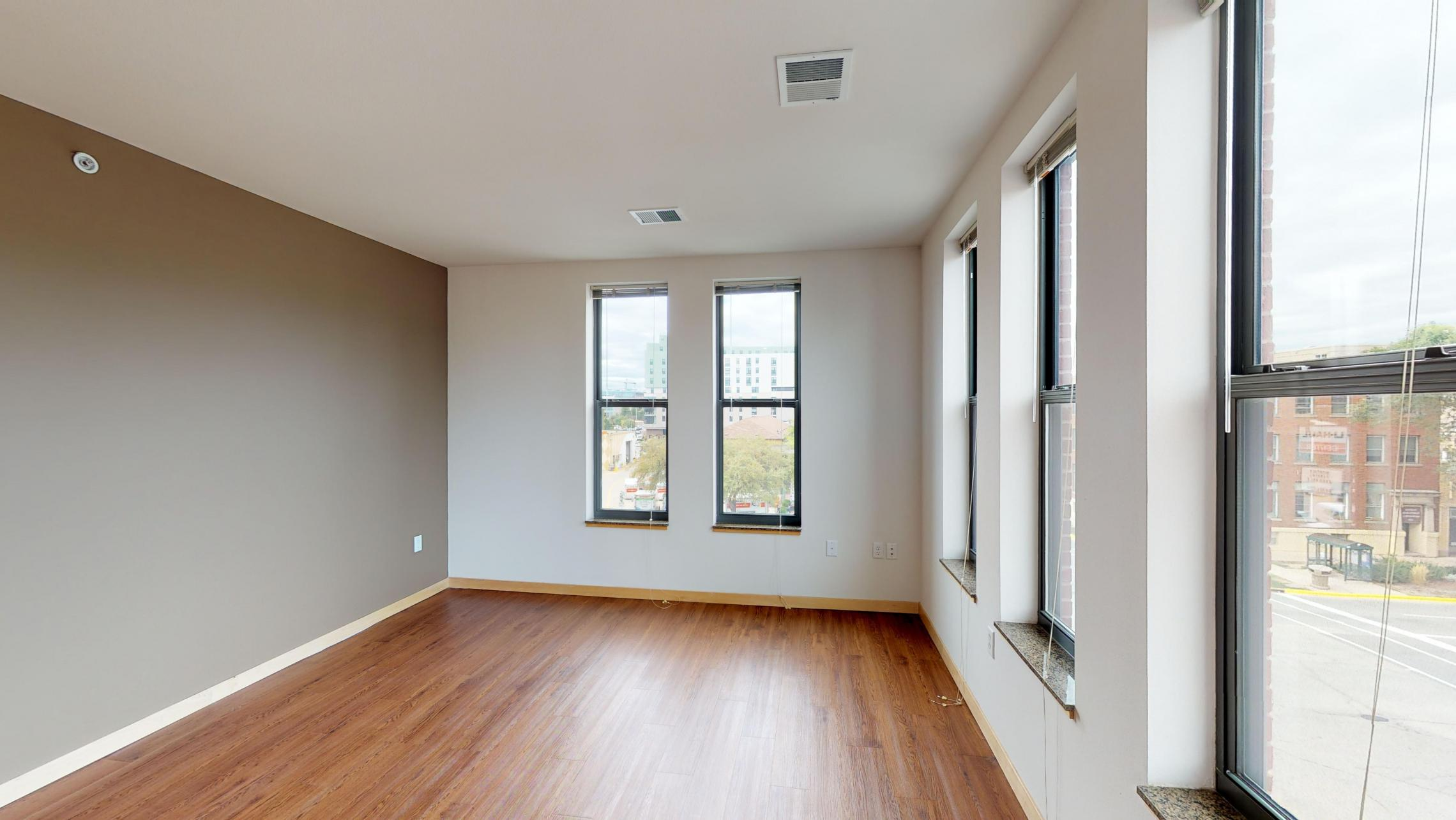 The-Depot-Apartments-Downtown-Madison-Lifestyle-Large-Closet-Bike-Storage-Washington-Ave-Style-Design-Balcony-Apartment-1-307-One-Bedroom