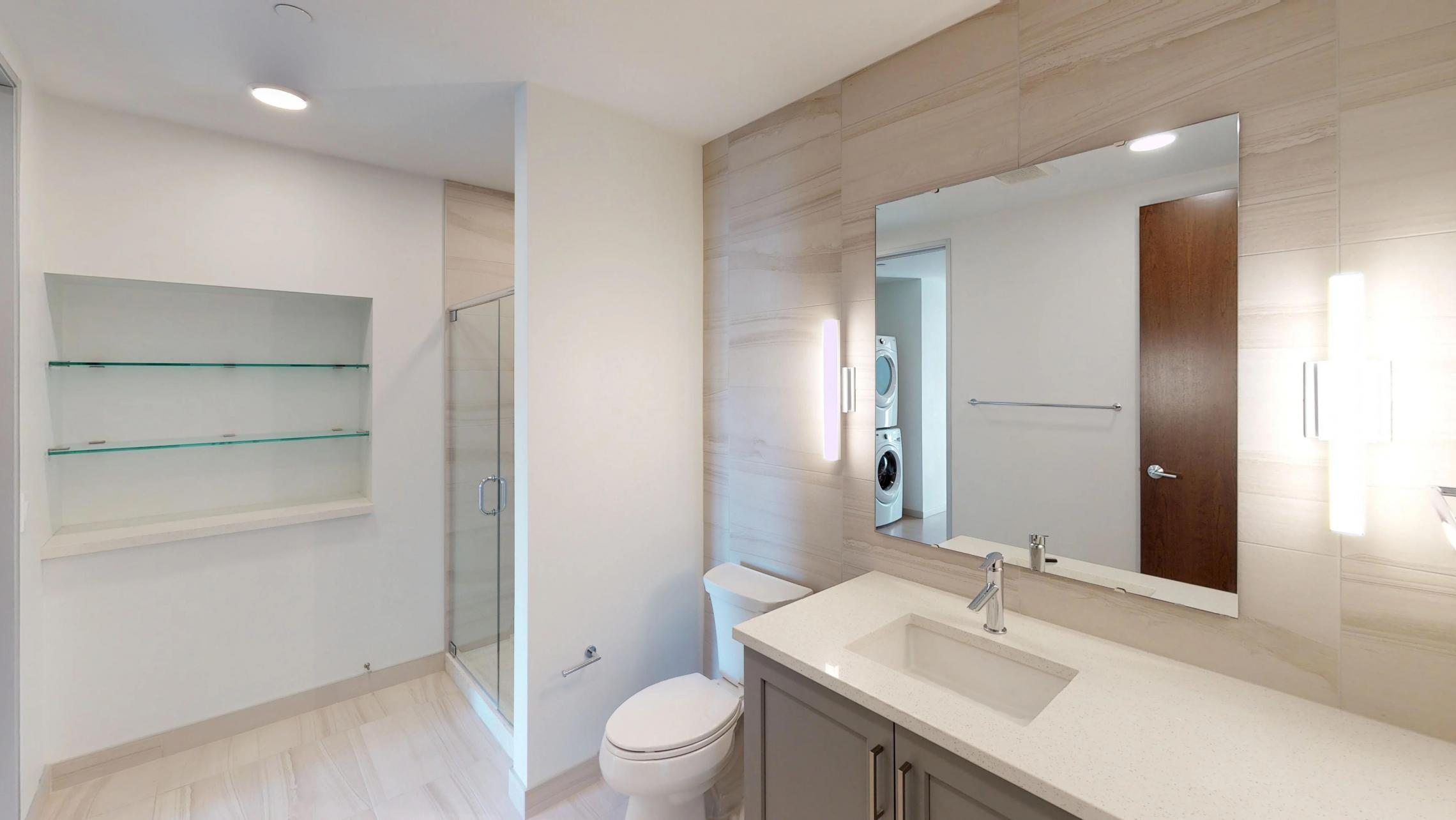 Pressman-Apartment-504-One-Bedroom-Balcony-City-View-Luxury-Downtown-Upscale-Modern-Downtown-Madison-Capitol-Square-Living-Room-Kitchen.jpg