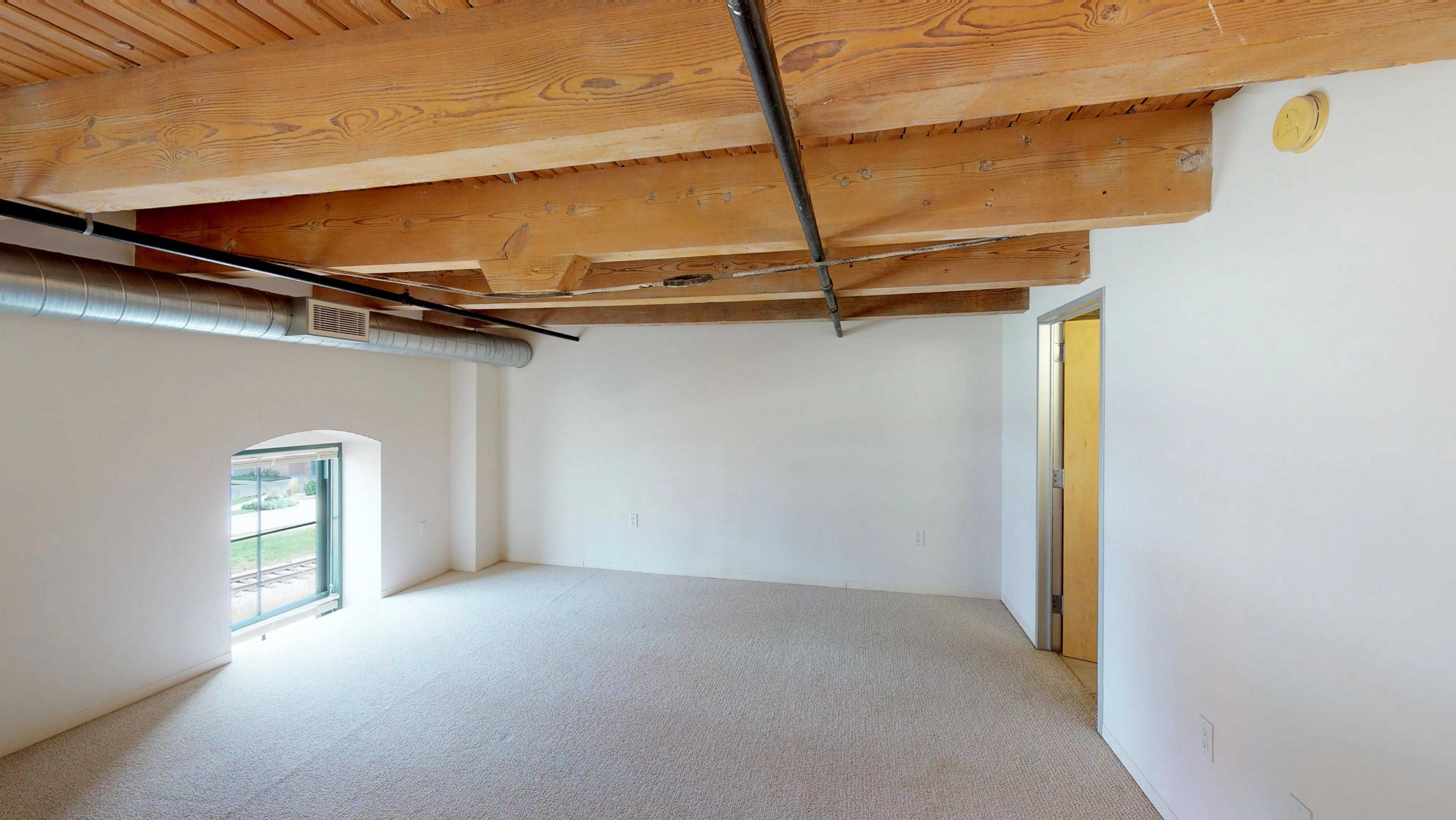 Tobacco-Lofts-E203--lofted-two-bedroom-Madison-downtown-exposed-brick-design-historic-balcony-view.jpg