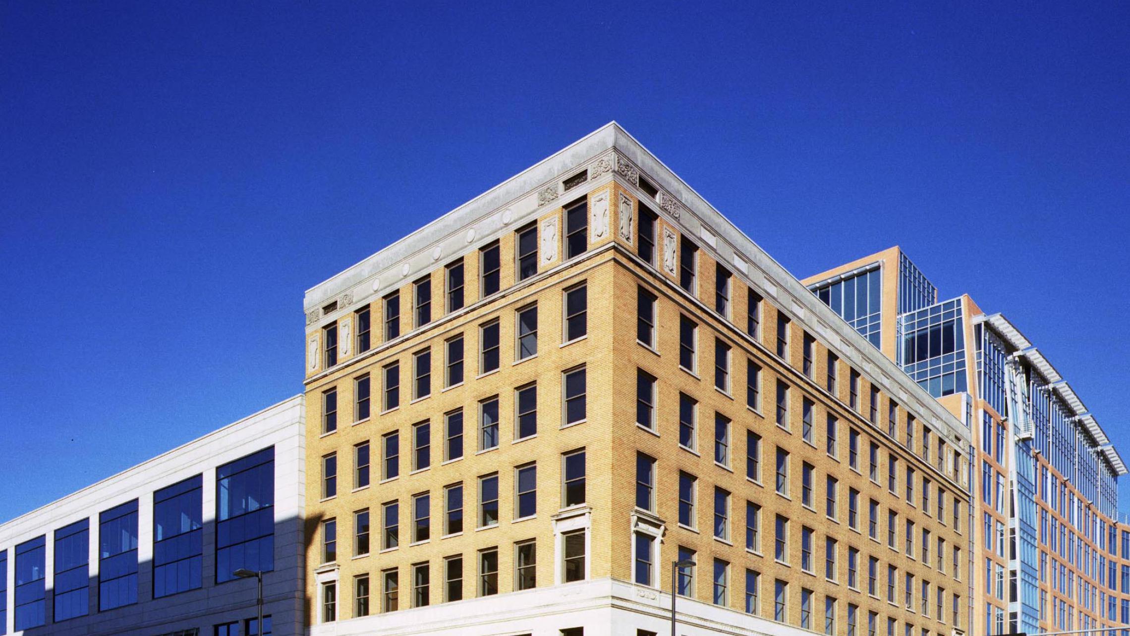 ULI Block 89 Historic Insurance Building