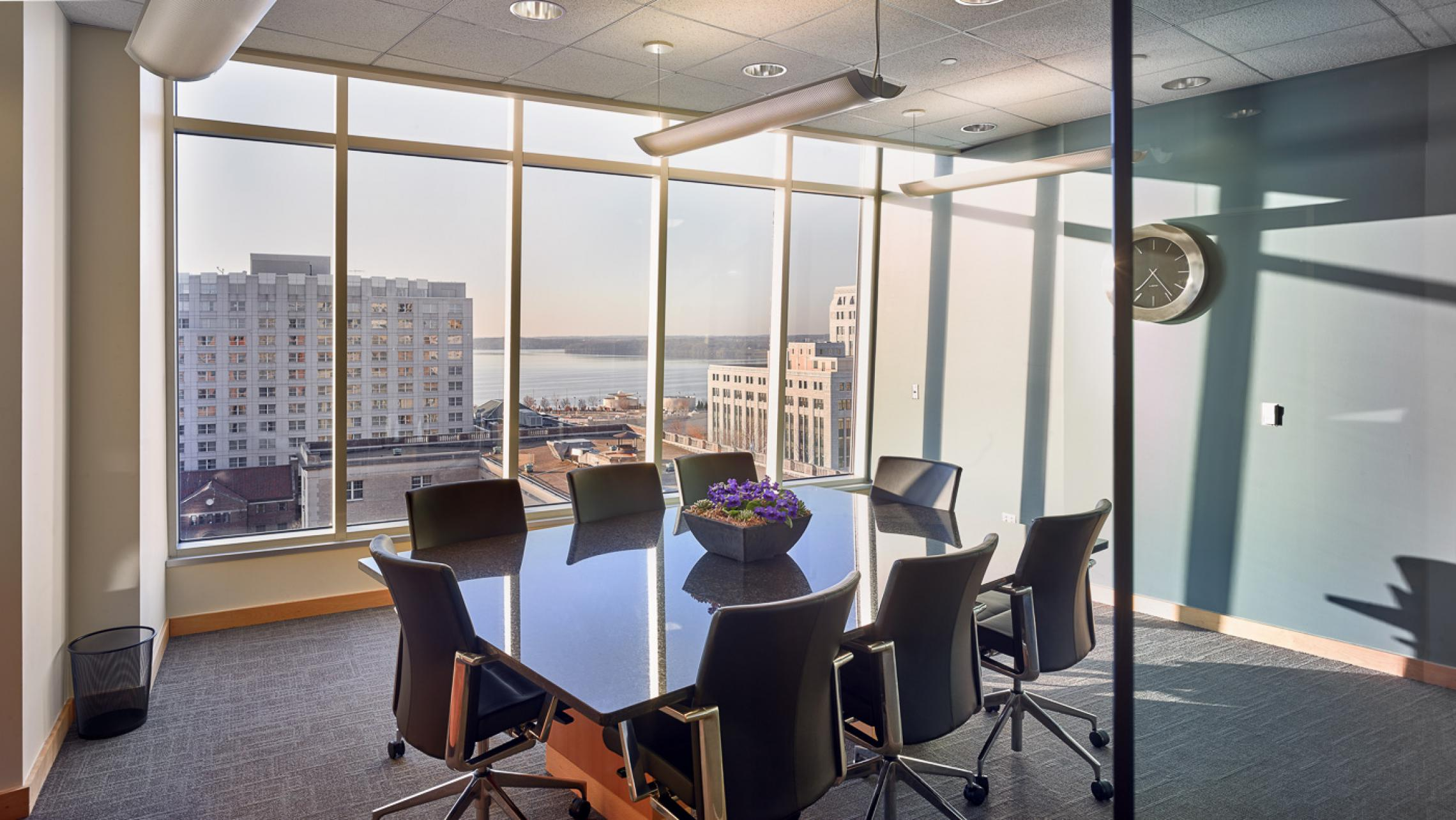 ULI Capitol Executive Suites - Monona Conference Room