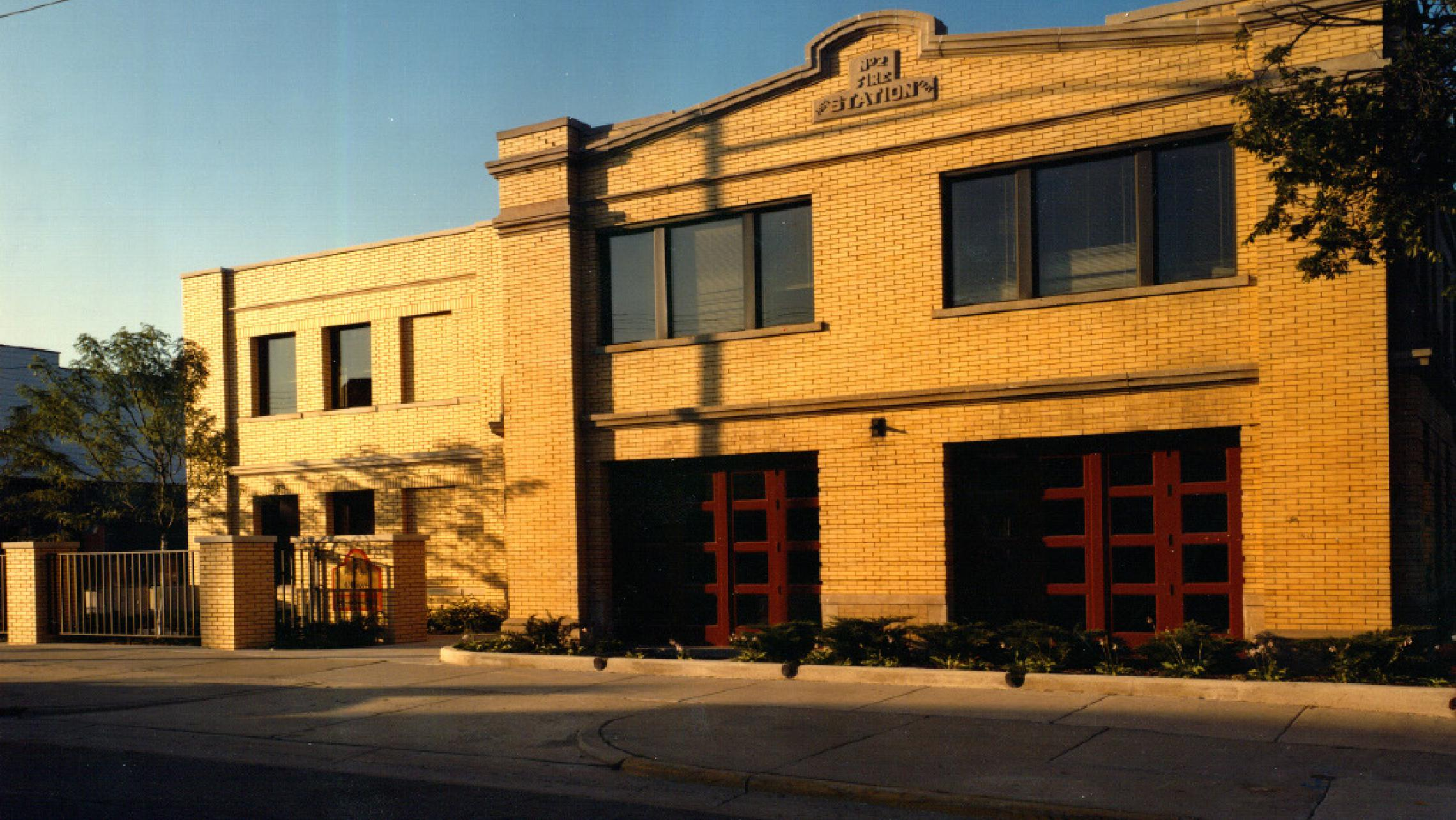 ULI Fire Station No.2 Adaptive Reuse