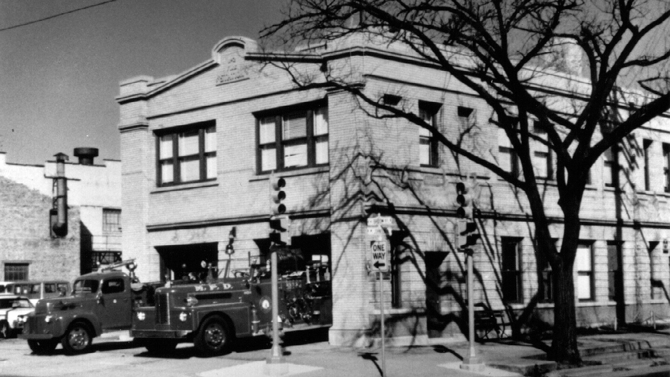 ULI Fire Station Number 2 Historic