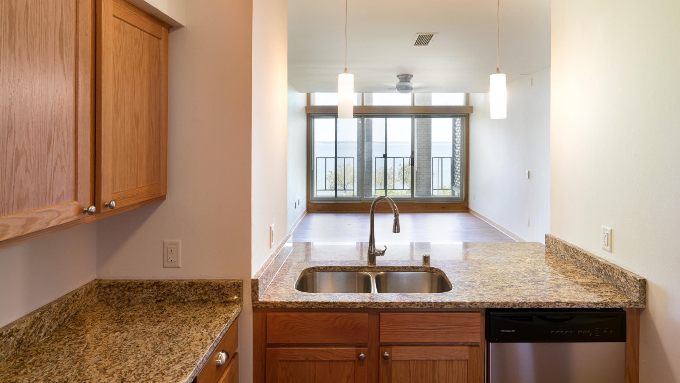 ULI Lincoln School Apartments, Lake Mendota View