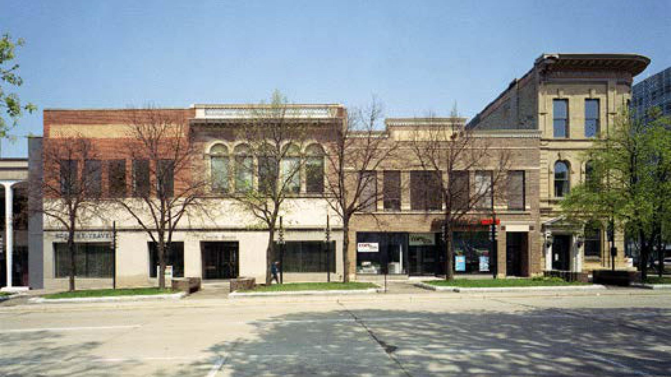 ULI North Pinckney Block