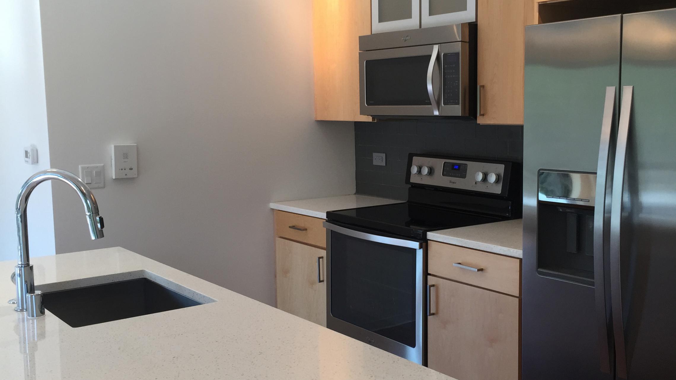 ULI Seven27 Apartment 110 - Kitchen