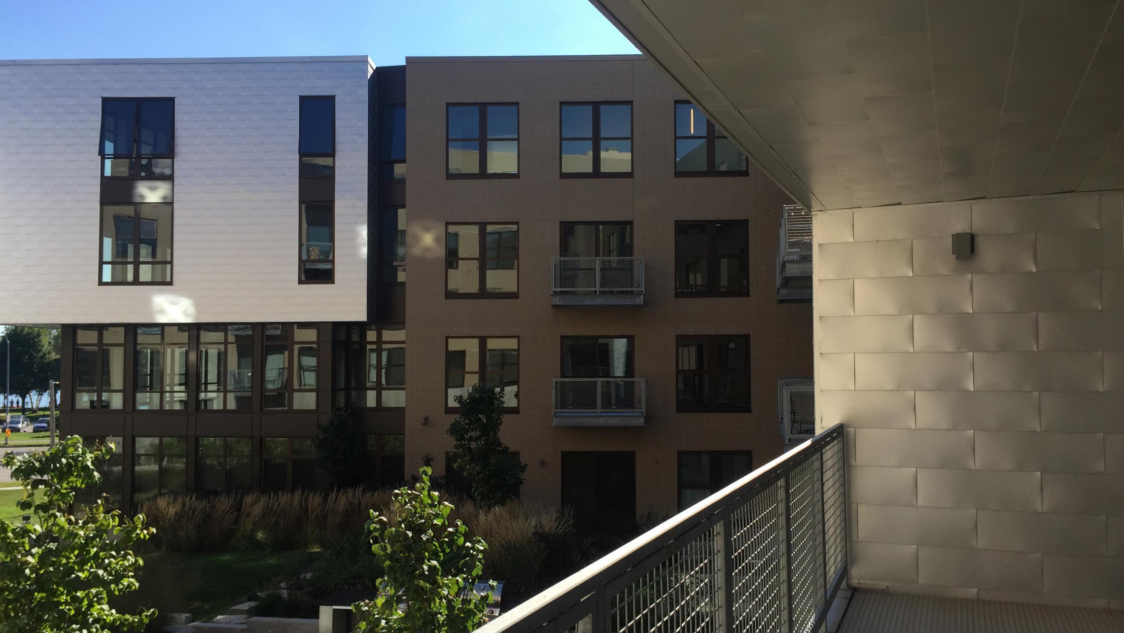 ULI Seven27 Apartment 219 - Balcony View