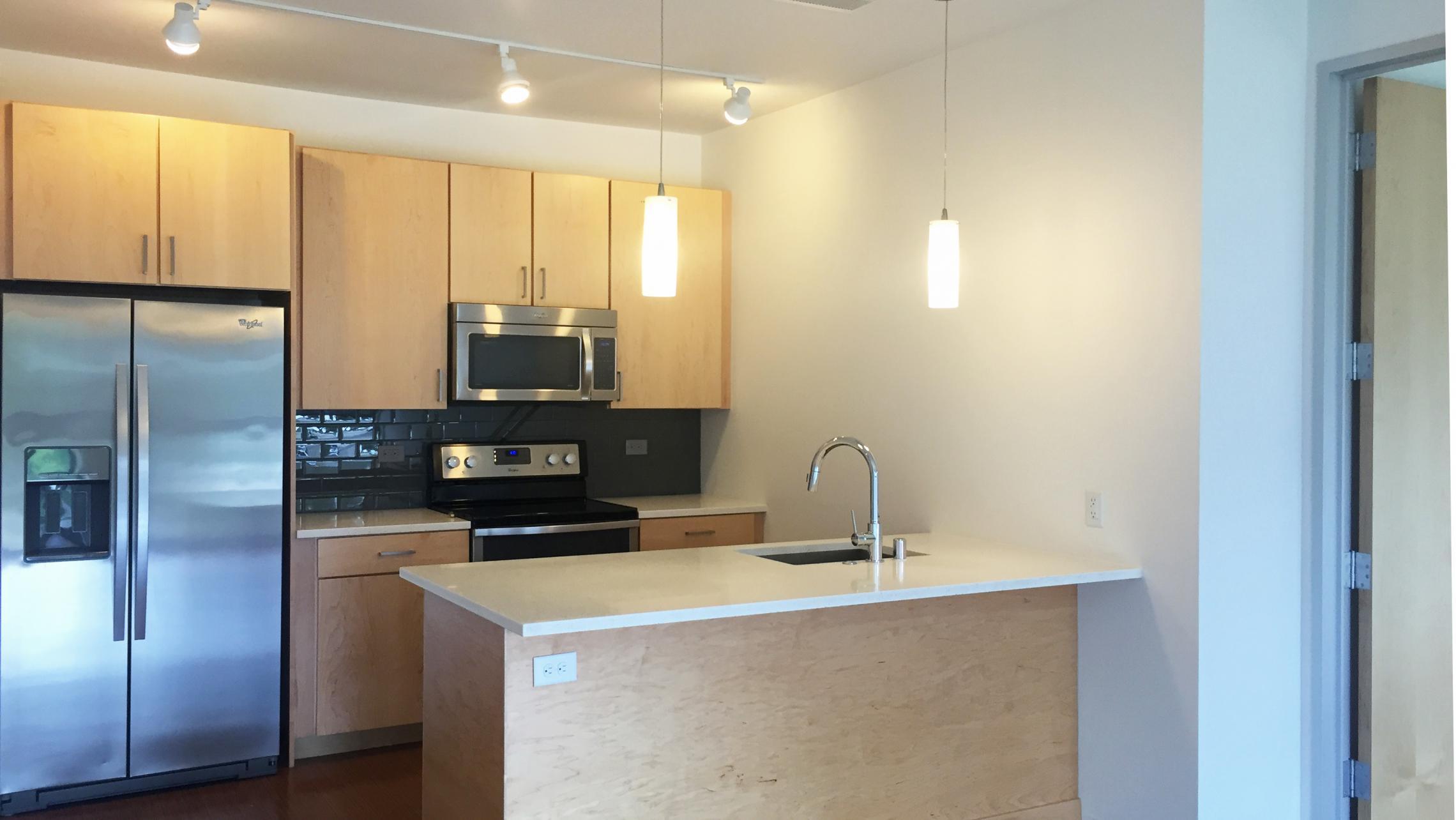 ULI Seven27 Apartment 237 - Kitchen