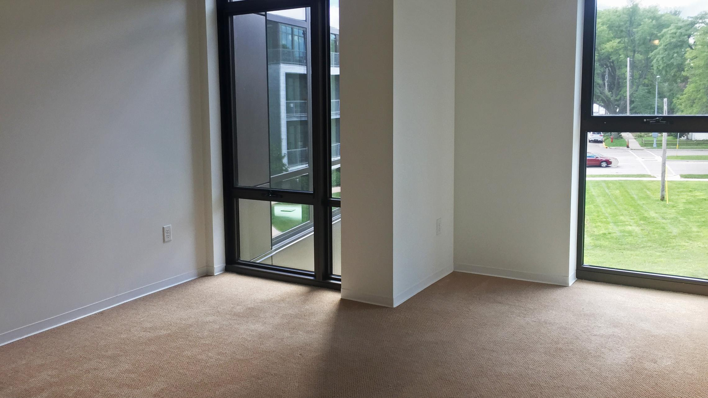 ULI Seven27 Apartment 237 - Living Area Window