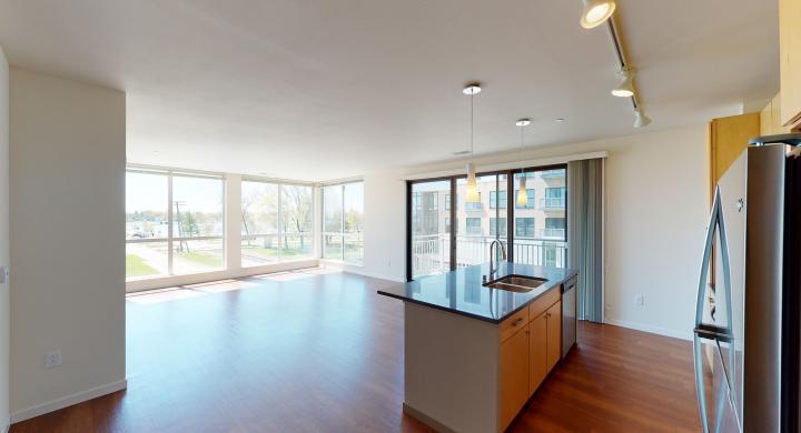 Nine-Line-Apartment-226-View-Corner-Modern-Downtown-Lake-View-Balcony-Upscale-Madison