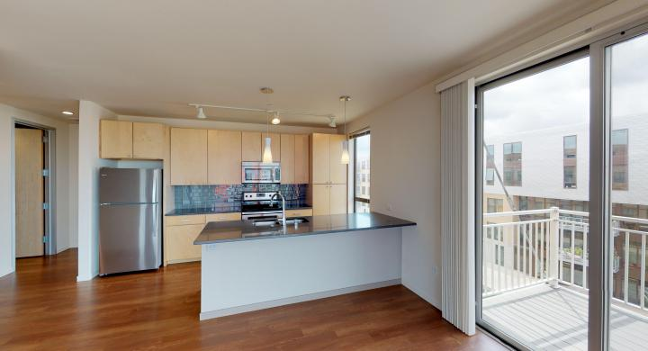 Nine-Line-Apartment-View-Corner-Modern-Downtown-Lake-View-Balcony-Upscale-Madison