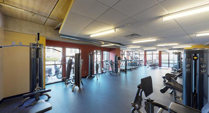 SEVEN27-Fitness-Center-Workout-Modern-Upscale-Amenity-Downtown-Madison