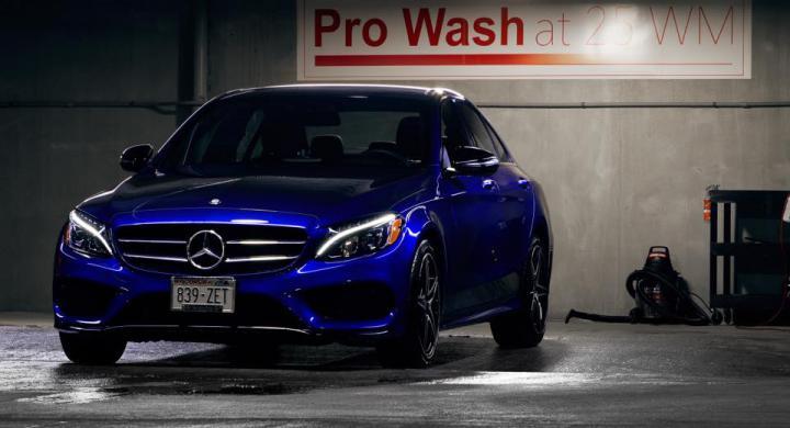 ULI Pro Wash at 25 West Main - Car Wash While you Work