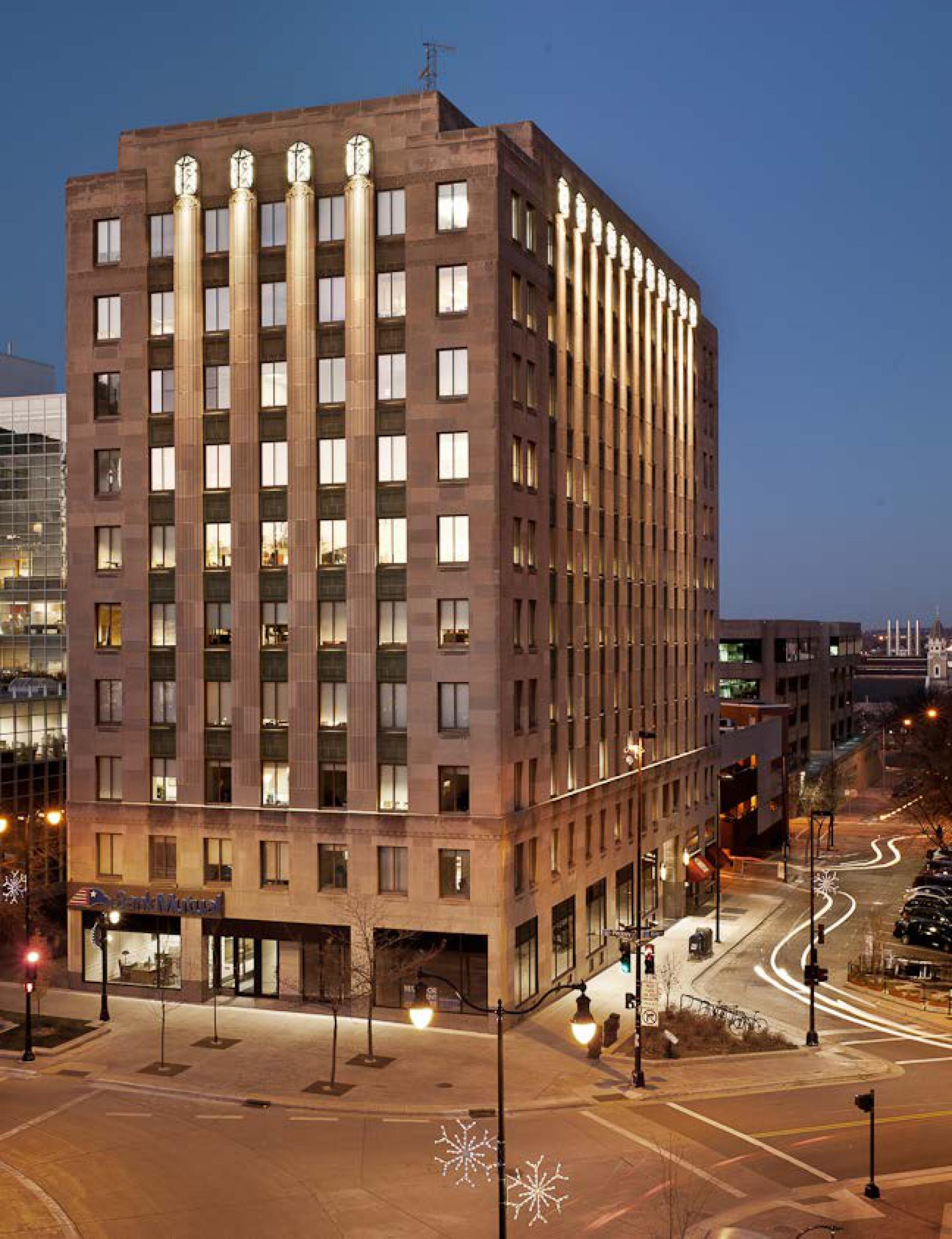 ULI Block 89 - Historic Tenney Plaza
