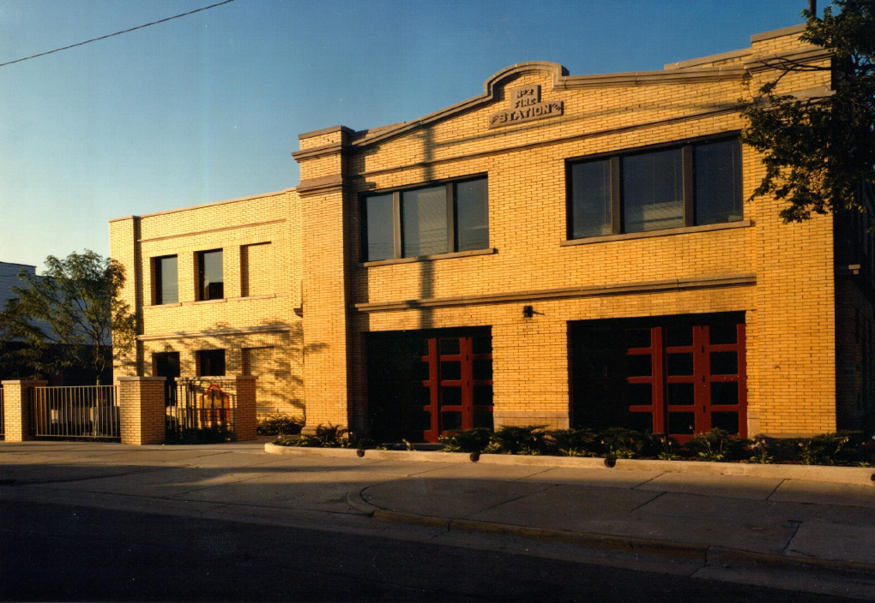 ULI Fire Station Number 2, Downtown Madison