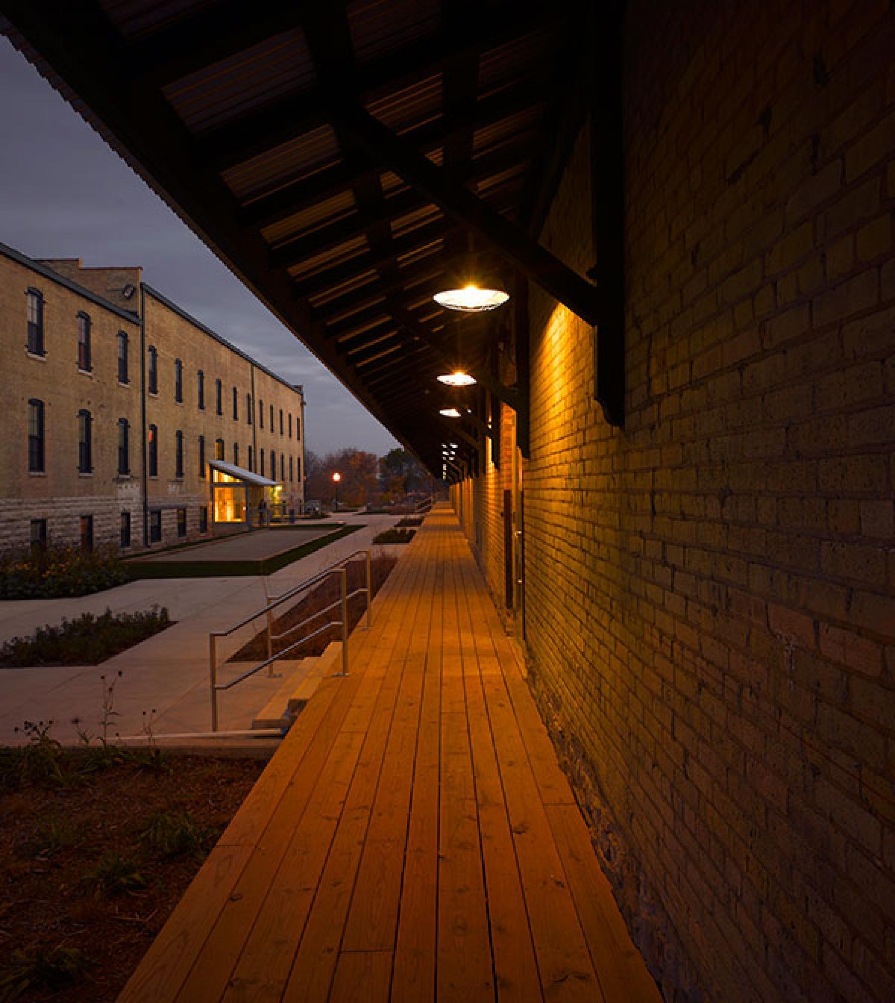 ULI Tobacco Lofts Warehouse Apartments