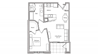 ULI The Depot 1-314 - One Bedroom, One Bathroom