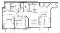 ULI The Depot 3-312 - Two Bedroom, Two Bathroom