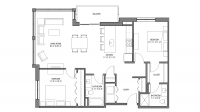 ULI Nine Line 503 - Two Bedroom, Two Bathroom