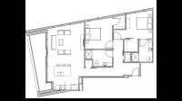ULI Seven27 102 - Two Bedroom, Two Bathroom