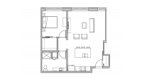ULI Seven27 114 - One Bedroom, One Bathroom