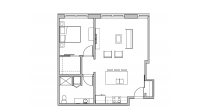 ULI Seven27 116 - One Bedroom, One Bathroom
