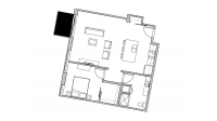 ULI Seven27 234 - One Bedroom, One Bathroom