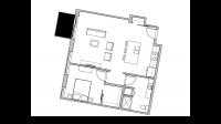 ULI Seven27 336 - One Bedroom, One Bathroom