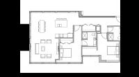 ULI Seven27 340 - Two Bedroom, Two Bathroom