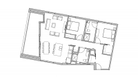 ULI Seven27 524 - Two Bedroom, Two Bathroom
