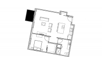 ULI Seven27 530 - One Bedroom, One Bathroom