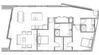 ULI Seven27 540 - Two Bedroom, Two Bathroom