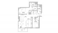 ULI The Pressman 912 - Two Bedroom, Two Bathroom