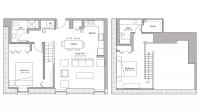 ULI Tobacco Lofts E206 - Two Bedroom, Two Bathroom