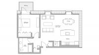 ULI Tobacco Lofts E209 - One Bedroom, One Bathroom