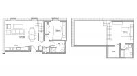 ULI Tobacco Lofts E307 - Two Bedroom, Two Bathroom