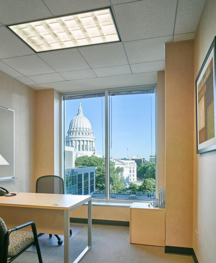 ULI Capitol Executive Suites Office Instantly